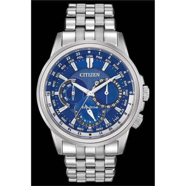 MEN'S CITIZEN ECO DRIVE WATCH Erickson Jewelers Iron Mountain, MI