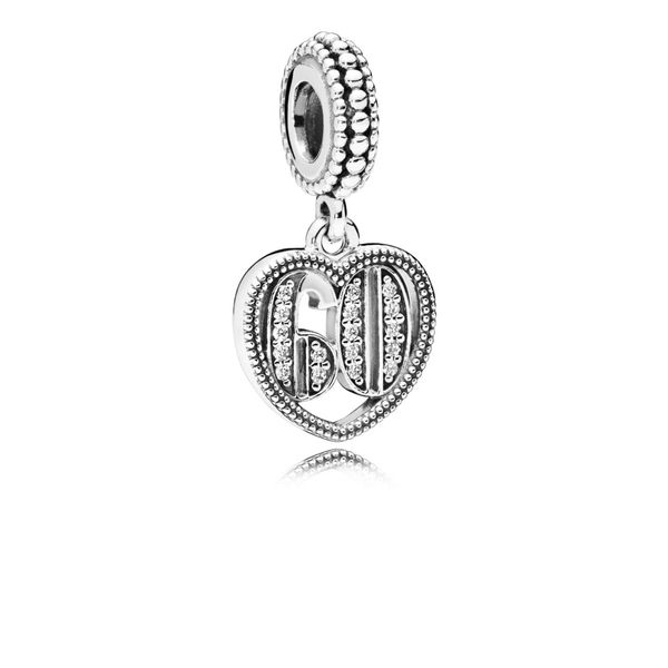 Pandora 60th Celebration Dangle Charm Fox Fine Jewelry Ventura, CA