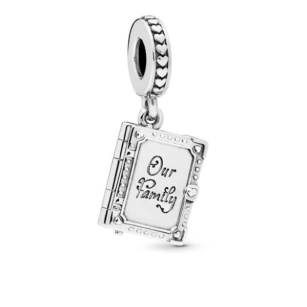Pandora Family Book Dangle Charm Fox Fine Jewelry Ventura, CA