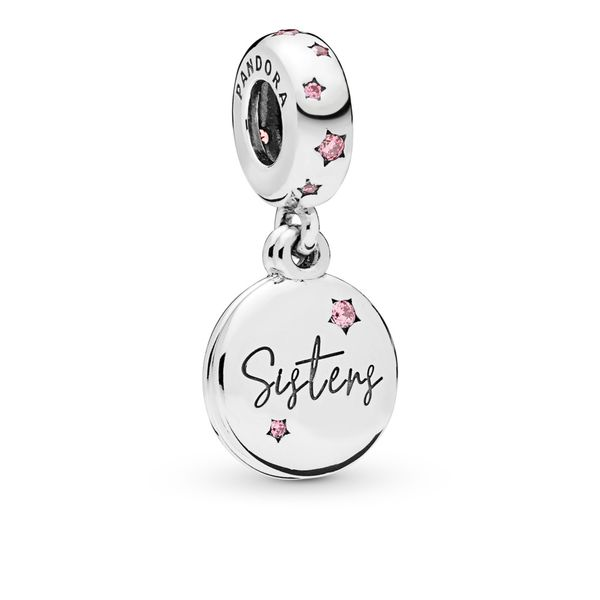Pandora Forever Sisters Dangle Charm Fox Fine Jewelry Ventura, CA