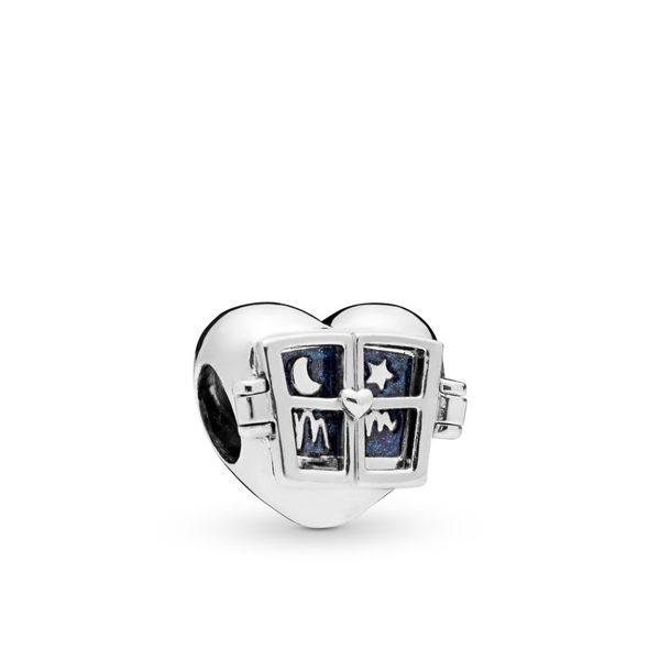 Pandora Thanks Mom Window Heart Charm Fox Fine Jewelry Ventura, CA