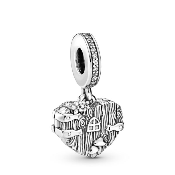 Pandora Home Sweet Heart Dangle Charm Fox Fine Jewelry Ventura, CA