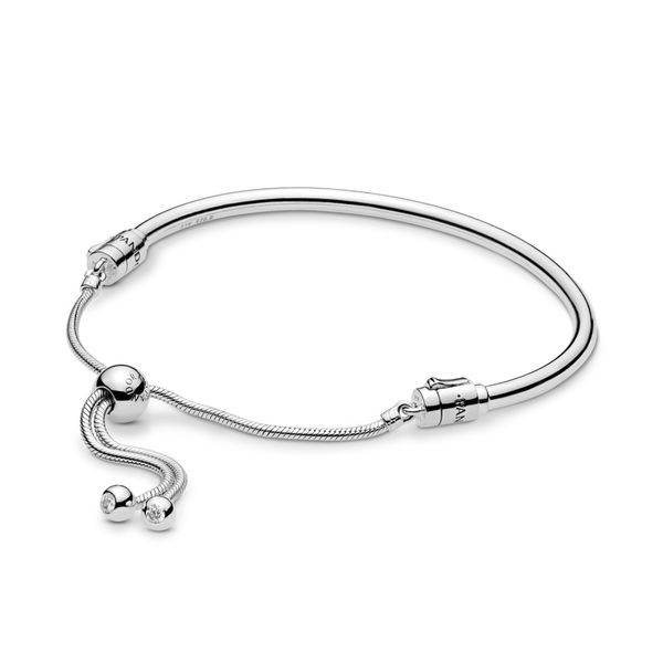 Pandora Moments Slider Bangle Size 2 Fox Fine Jewelry Ventura, CA