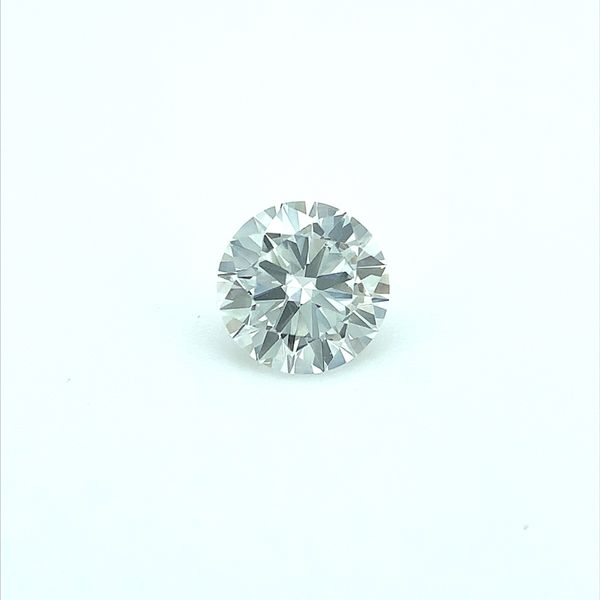 0.53 Carat Round Brilliant Lab Grown Diamond E/VS1 Franzetti Jewelers Austin, TX