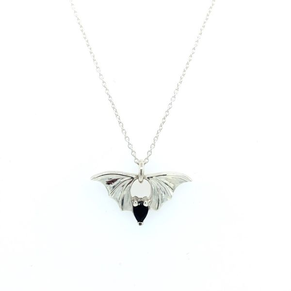 Bat Collection Pendant Image 2 Franzetti Jewelers Austin, TX
