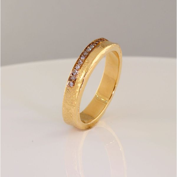 Wedding Band French Designer Jeweler Scottsdale, AZ