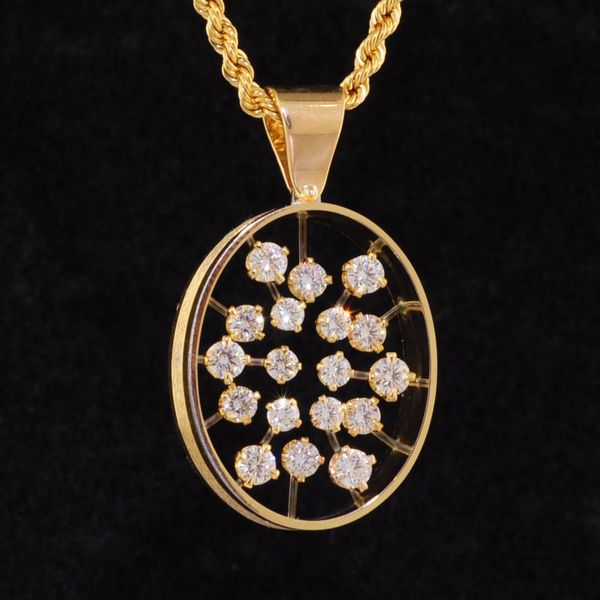 Diamond Pendants French Designer Jeweler Scottsdale, AZ