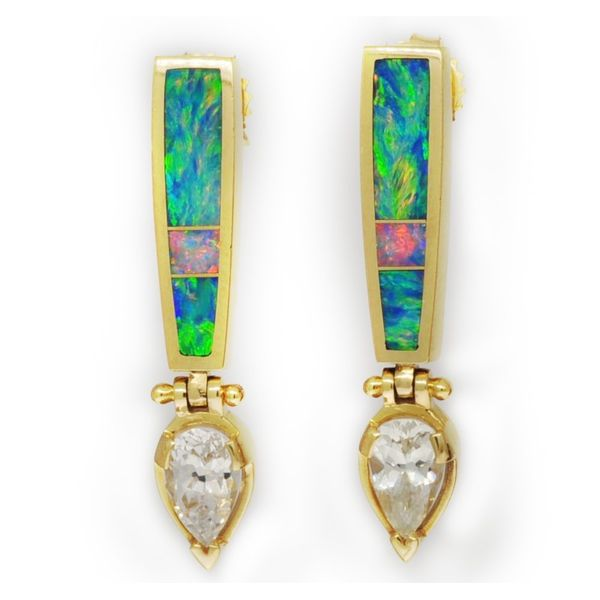 Earrings French Designer Jeweler Scottsdale, AZ