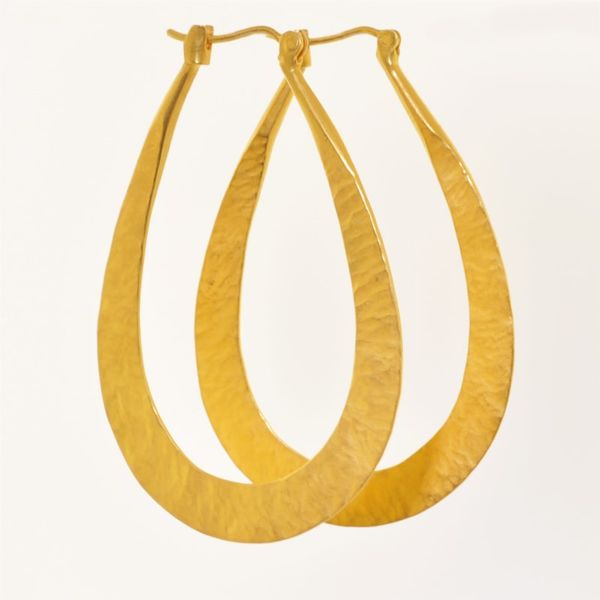 Gold Earrings French Designer Jeweler Scottsdale, AZ