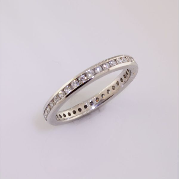 Platinum Ring French Designer Jeweler Scottsdale, AZ