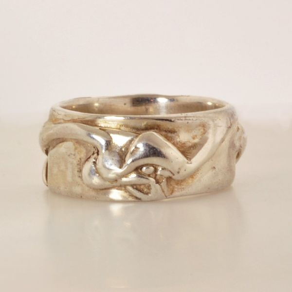 Silver Rings Image 2 French Designer Jeweler Scottsdale, AZ