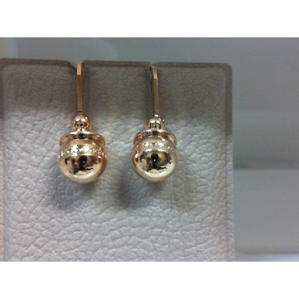 Earrings Gabriel Custom Fine Jewelers Modesto, CA