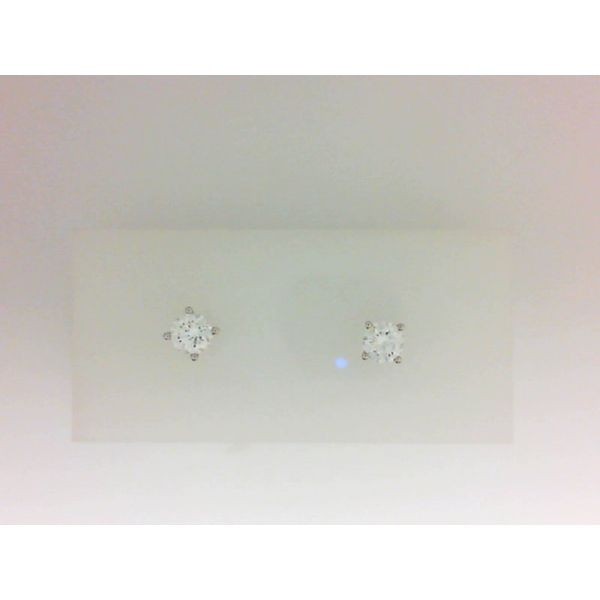 Diamond Stud Earrings Gala Jewelers Inc. White Oak, PA