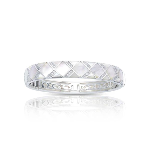 Belle Étoile Echelon Bangle George Press Jewelers Livingston, NJ