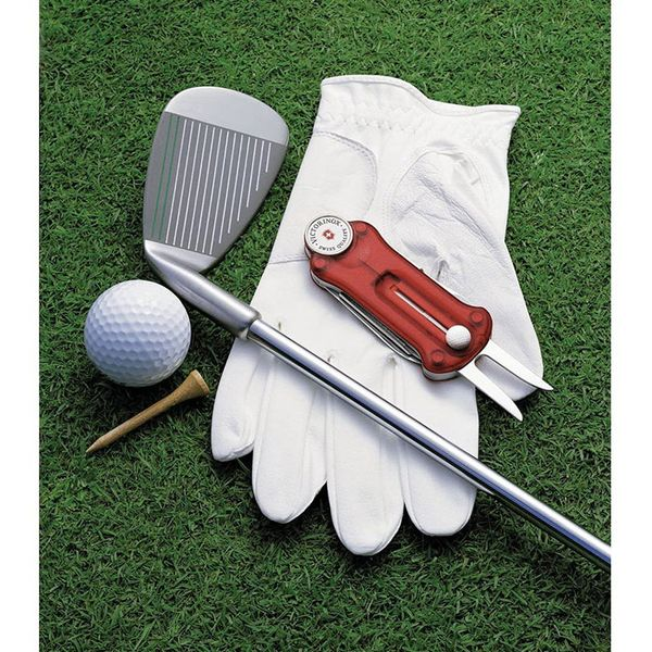 Swiss Army Sapphire Golf Pro Tool Image 3 George Press Jewelers Livingston, NJ