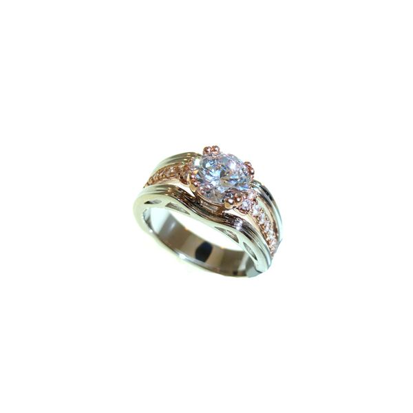 Diamond Semi-Mount Ring Georgetown Jewelers Wood Dale, IL