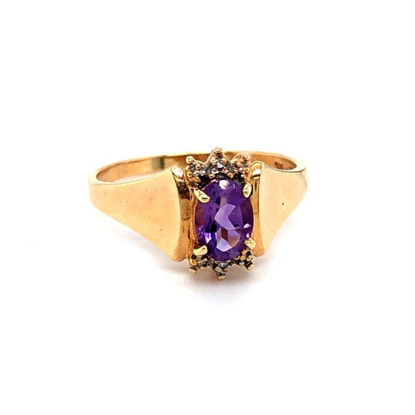 Amethyst Ring Georgetown Jewelers Wood Dale, IL