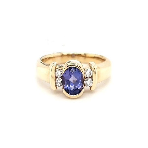 Tanzanite Ring Georgetown Jewelers Wood Dale, IL