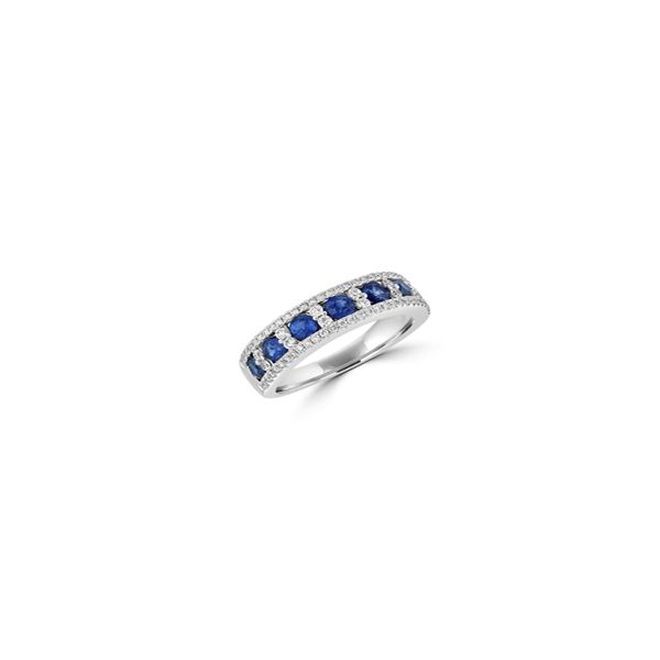 Sapphire Ring Georgetown Jewelers Wood Dale, IL
