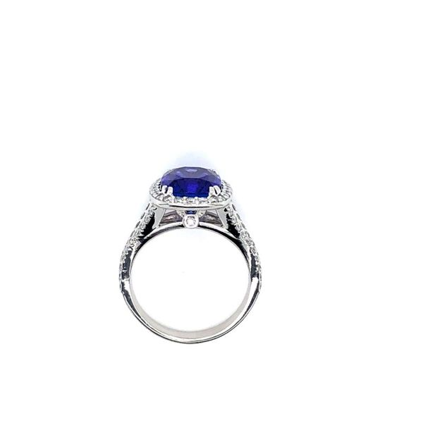 Tanzanite Ring Image 2 Georgetown Jewelers Wood Dale, IL