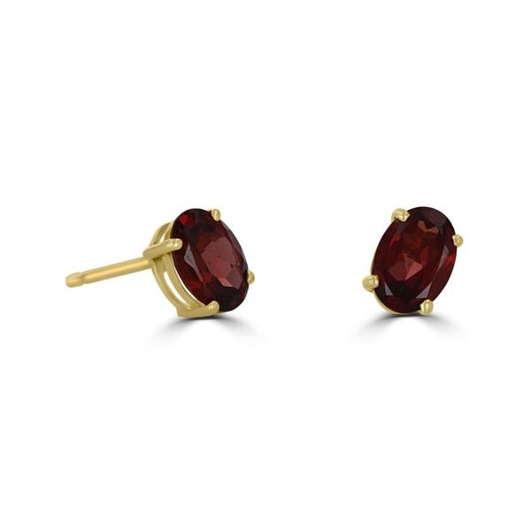 Colored Gemstone Earrings Georgetown Jewelers Wood Dale, IL