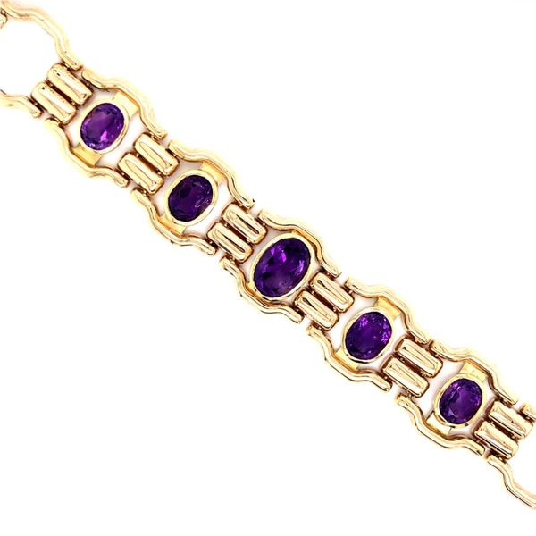Colored Gemstone Bracelet Georgetown Jewelers Wood Dale, IL