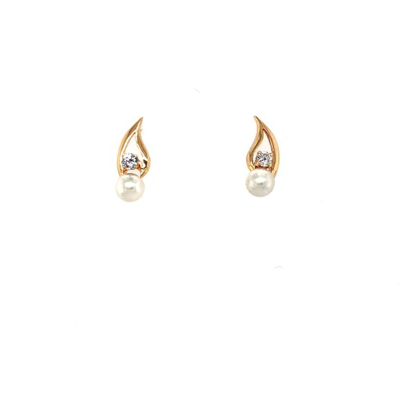 Pearl Earrings Georgetown Jewelers Wood Dale, IL