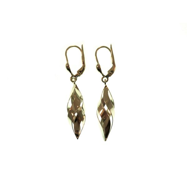 Gold Earrings Georgetown Jewelers Wood Dale, IL