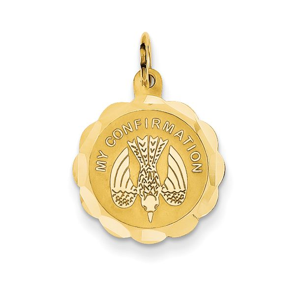 Confirmation Medal Georgetown Jewelers Wood Dale, IL