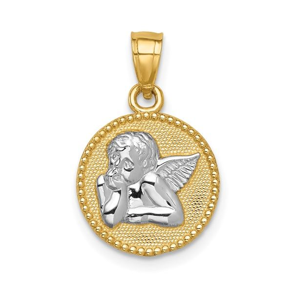 Angel Pendant Charm Georgetown Jewelers Wood Dale, IL