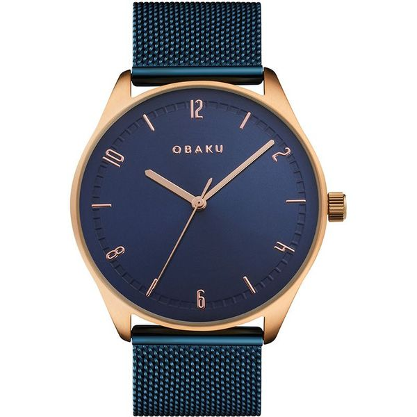 Obaku Ager- Ocean Watch Georgetown Jewelers Wood Dale, IL