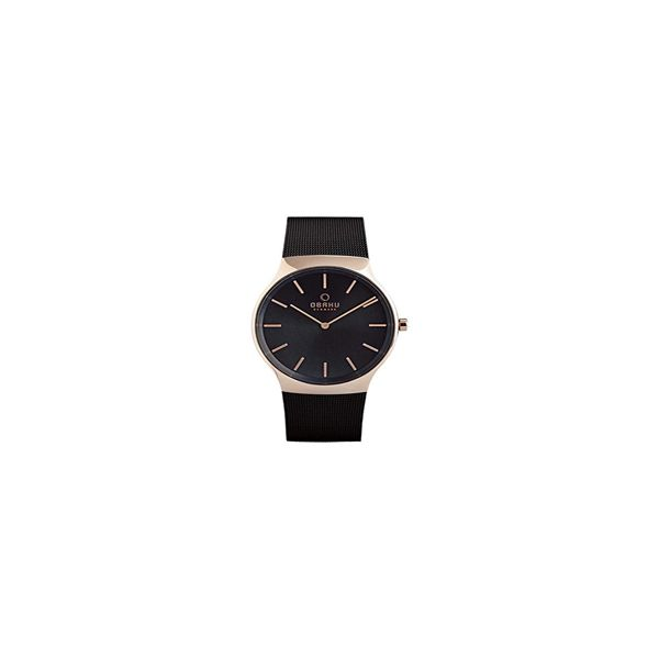 Men's Obaku Watch Georgetown Jewelers Wood Dale, IL