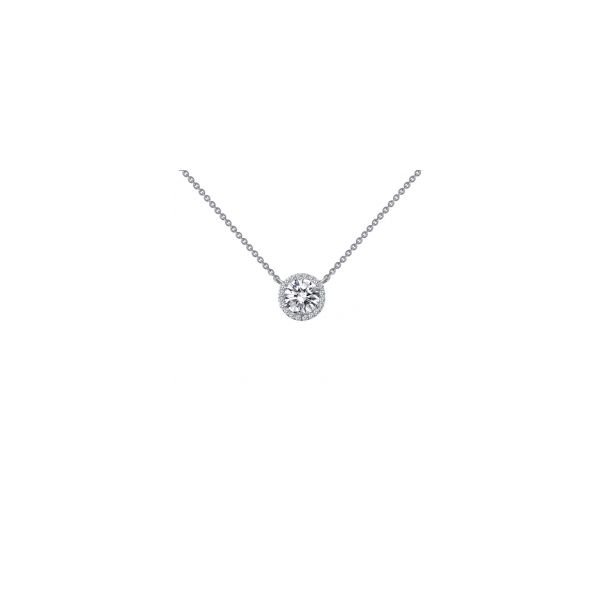 Cubic Zirconia Pendant Georgetown Jewelers Wood Dale, IL