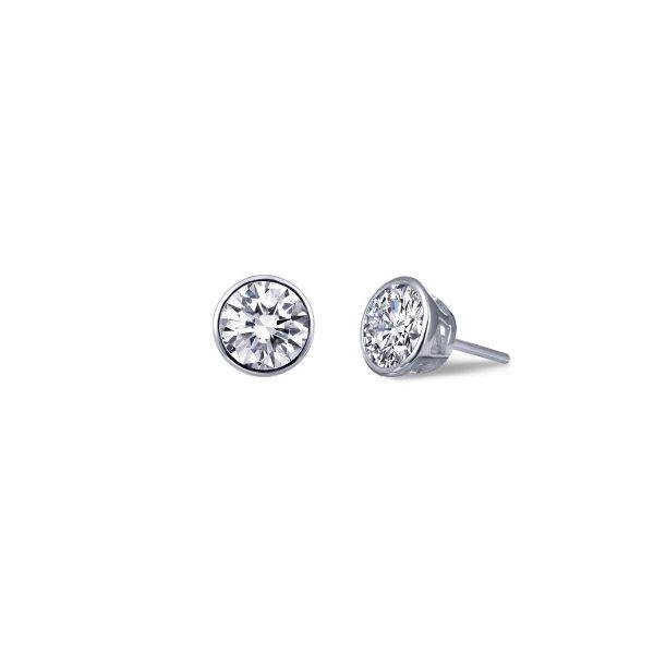 Cubic Zirconia Studs Georgetown Jewelers Wood Dale, IL