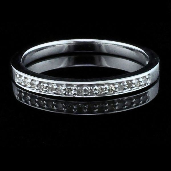 10K Diamond Wedding Set Image 4 Geralds Jewelry Oak Harbor, WA