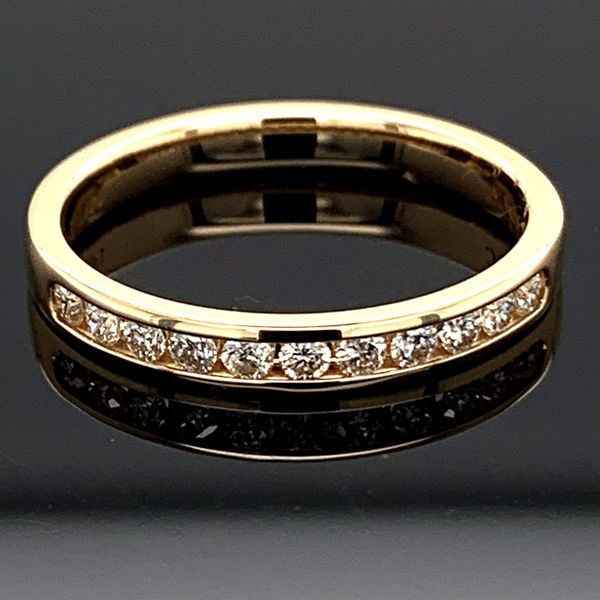 .25ct Total Weight Diamond Anniversary Band Gerald's Jewelry Oak Harbor, WA