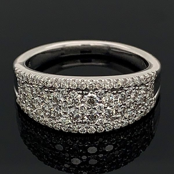 Gabriel & Co. Women's Diamond Fashion Ring Gerald's Jewelry Oak Harbor, WA