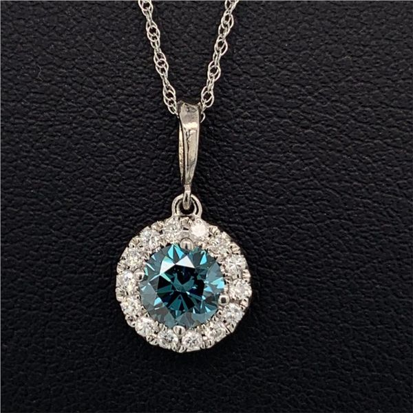 Diamond Pendant Geralds Jewelry Oak Harbor, WA