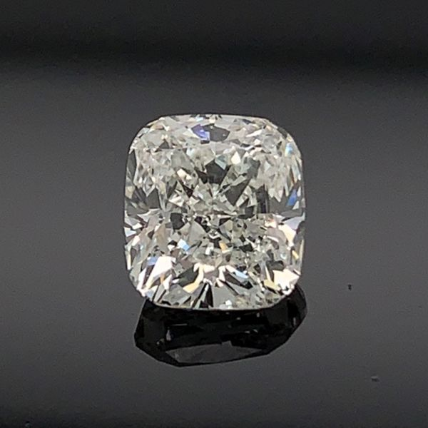 1.30Ct Cushion Cut Diamond Gerald's Jewelry Oak Harbor, WA