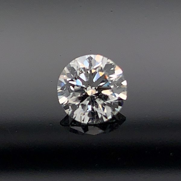 .71ct Round Brilliant Ideal Hearts And Arrows Cut Diamond Gerald's Jewelry Oak Harbor, WA