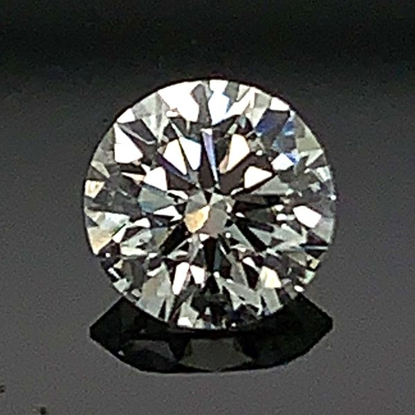 .41ct Round Brilliant Ideal Hearts And Arrows Cut Diamond Gerald's Jewelry Oak Harbor, WA