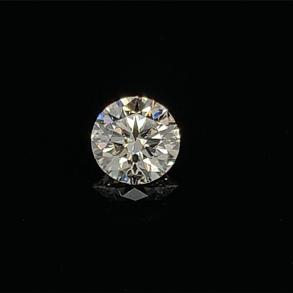 .59Ct Round Brilliant Ideal Hearts And Arrows Cut Loose Diamond Geralds Jewelry Oak Harbor, WA