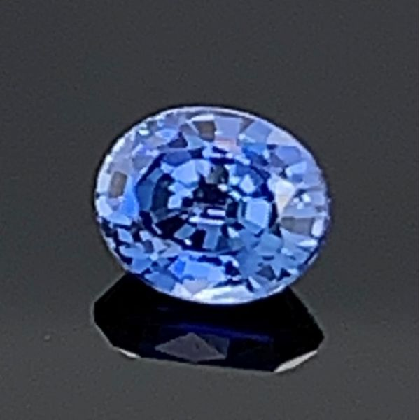 .51Ct Oval Cut Blue Sapphire, Excellent Color, Natural Gerald's Jewelry Oak Harbor, WA