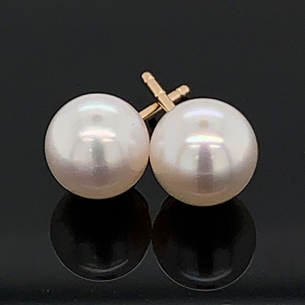Pearl Earrings Gerald's Jewelry Oak Harbor, WA