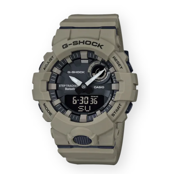 Casio G-Shock, G-Squad, Step Tracker With Smart Phone Link Watch Gerald's Jewelry Oak Harbor, WA