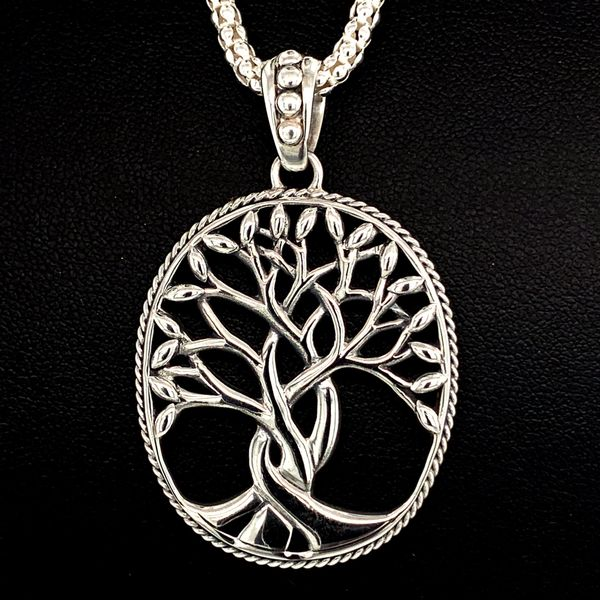 Keith Jack Celtic Tree Of Life Pendant, Large Gerald's Jewelry Oak Harbor, WA