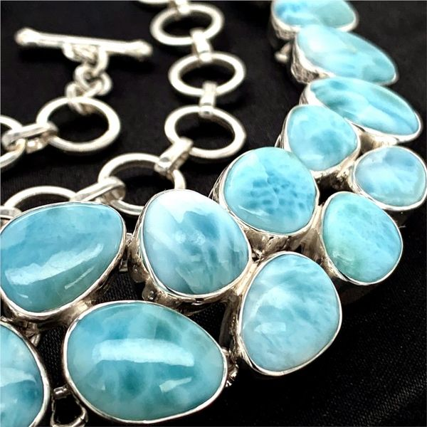 Larimar Necklace Image 3 Geralds Jewelry Oak Harbor, WA