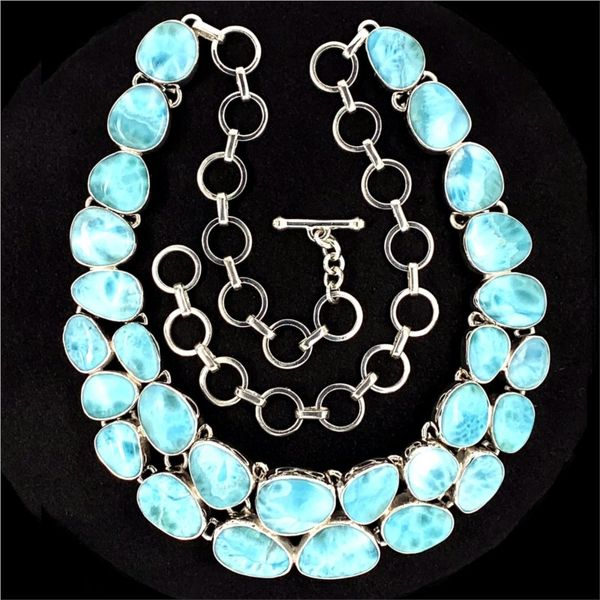 Larimar Necklace Geralds Jewelry Oak Harbor, WA