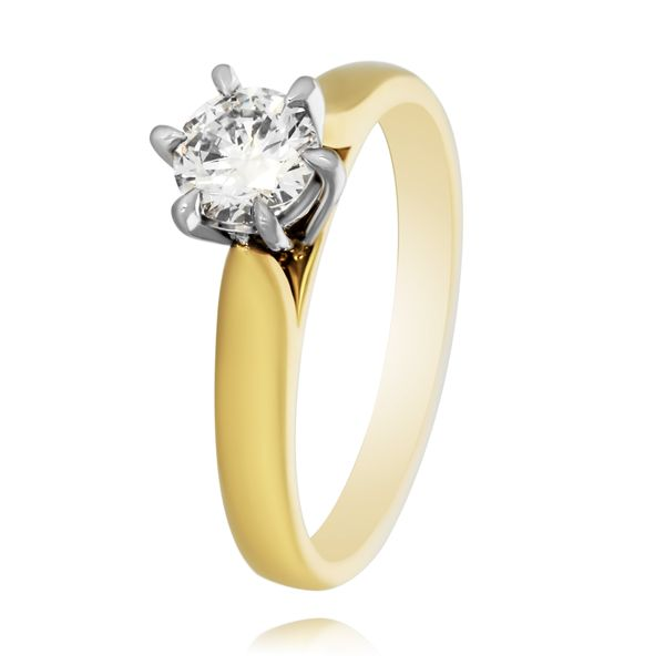 9Ct Yellow Gold Solitaire Engagement Ring Georgies Fine Jewellery Narooma, New South Wales