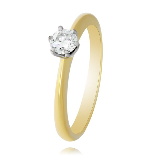 9Ct Yellow Gold Soliatire Engagement Ring Georgies Fine Jewellery Narooma, New South Wales